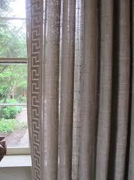 Greek Key Trim Drapes 91 Best S Curtains Fabrics Rugs Images On Pinterest Greek Key