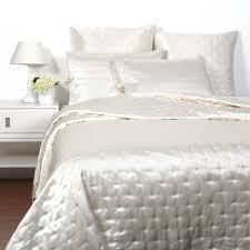 White Silk Bedding Sets Silk Sheets As On S Day