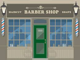 barbers dementia friendly wall mural life size enhance care homes barbers dementia wall mural