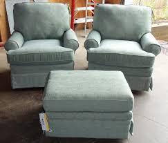 Best Glider And Ottoman by Barnett Furniture Best Home Furnishingsquinn