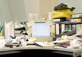Messiest Desk Award The Dangers Of A Messy Desk