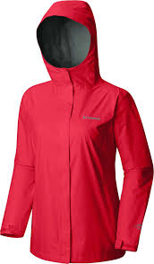 cycling rain jacket sale columbia women u0027s arcadia ii rain jacket u0027s sporting goods
