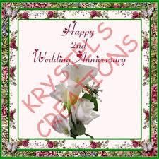 2nd wedding anniversary second marketplace ha19 happy 2nd wedding anniversary rezz me