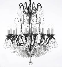 Expensive Crystal Chandeliers by Iron Chandelier Overstock Editonline Us