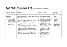 action plan template example mughals
