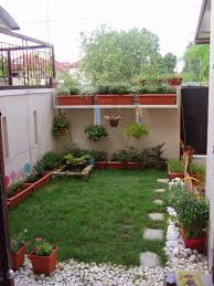 exterior small home garden small backyard landscaping small