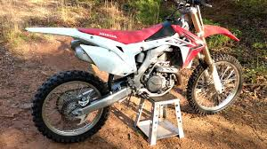 2013 honda crf450f excellent condition youtube