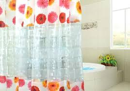 Bathroom Plastic Curtains Wellsuited Plastic Bathroom Window Curtains Parsmfg