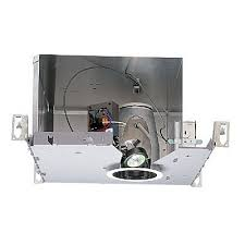 low profile can light housing living room can light housing remodel recessed new construction trim