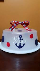 personalized cake plate 109 best vinyl cake carrier images on vinyl projects