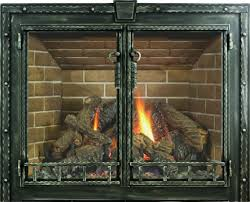 wood fireplace accessories