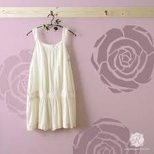 Cute Ideas For Girls Bedroom Nursery Baby Kids Stencils For Walls Cute Nursery Decor Ideas