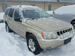 2000 gold jeep grand cherokee 1j4gw58nxyc137994 2000 gold jeep grand cher on sale in wi