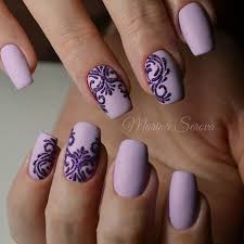 purple nail design interest with best purple nail at 2017