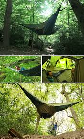tentsile extreme travel tree tents hang like hammocks urbanist