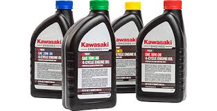 kawasaki 4 cycle engine oil small engines lawn mower engines
