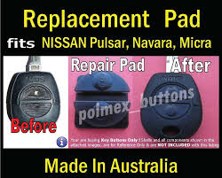 nissan almera key replacement fits nissan almera primera x trail patrol remote fob 1 repair
