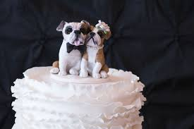 bulldog cake topper wedding cakes best bulldog wedding cake topper gallery wedding