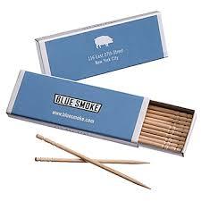 toothpicks holders