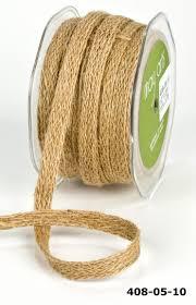 burlap ribbon 1 2 inch woven burlap ribbon may arts wholesale ribbon
