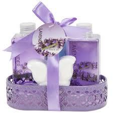 bathroom gift basket ideas lavender bath and gift basket lotion
