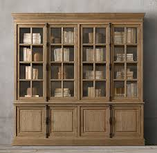 Display Hutch Casement 4 Door Sideboard U0026 Hutch