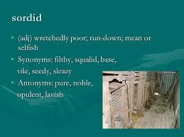 Synonyms Of Opulent Ninth Lit Vocabulary Level D Unit 13 Ad Infinitum Adv
