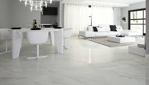 Porcelain Tile Kitchen Floor Porcelain Floor Tiles Kitchen White Floors White Cabinets White