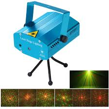 Laser Stage Lighting Outdoor by Mini Led Laser Pointer Disco Stage Light Party Pattern Lighting