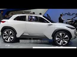 suv of hyundai upcoming hyundai i20 based compact suv in 2017 with