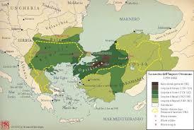 impero ottomano atlante la nascita dell impero ottomano 1299 1402 nuova storia