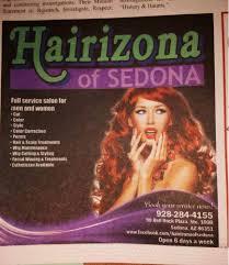 hairizona of sedona 27 photos hair salons 90 bell rock plz