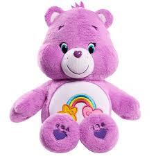 care bear jumbo plush friend walmart