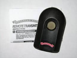 Overhead Door Codedodger Programming Overhead Door Remote Remote For Garage Door Openers