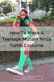 Halloween Party Ideas Teens Best 25 Diy Ninja Turtle Costume Ideas On Pinterest Ninja
