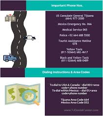 Travel info on tj mexico tj dental center