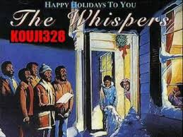 temptations christmas album the whispers 1979 04 happy holidays to you