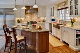 Farmhouse Style Kitchen Islands by Kitchen Triangle Shaped Island Ideas Triangle Island Design