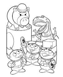 toy story colotring pages