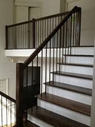 Contemporary Handrail Contemporary Stair Solution