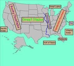 map us landforms us map with landforms labeled 0f81dfbffeb5611122f2d7c70d1950fb