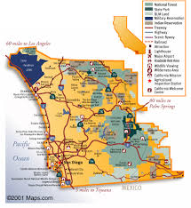 Map Of San Diego by Mark Catalano U0027s Web Page
