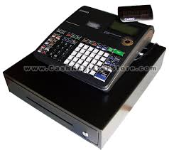 casio te 1500 cash register