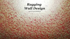 Texture Paints Images - asian paints royale play metallics ragging wall design youtube