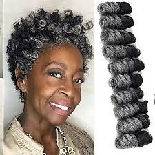 crochet hairstyles human hair crochet bouncy curl 100 kanekalon hair human hair extensions hair