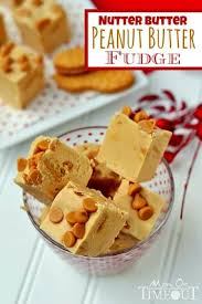 nutter butter peanut butter fudge mom on timeout