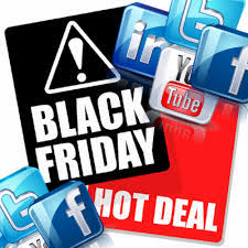 vistaprint black friday 14 ways to boost your black friday sales via social media the