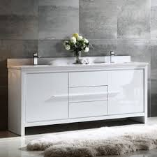 Contemporary Bathroom Cabinets - modern bathroom vanities u0026 vanity cabinets shop the best deals