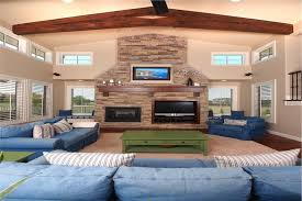 house plans with vaulted great room contemporary country craftsman style house plans home