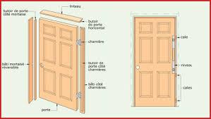 comment poser une porte de chambre comment poser une porte bricobistro